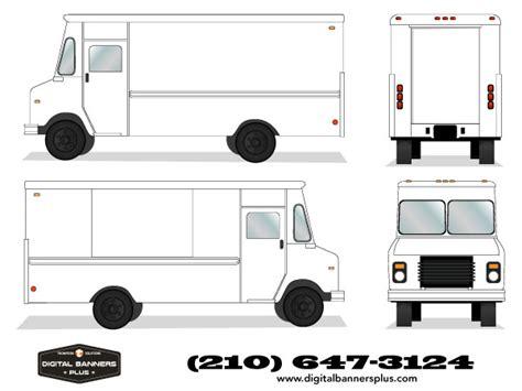 food truck design pdf food truck wraps digital banners plus