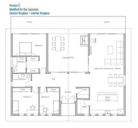 affordable house plans house plan ch401 house plan