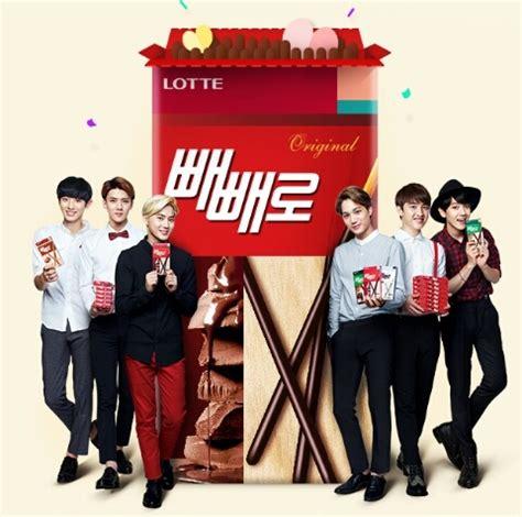 Lotte Pepero Korea No 1 Brand lotte pepero 3