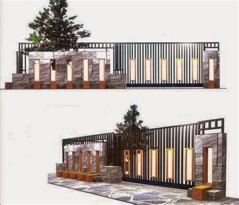 desain gambar pagar nusa 15 desain pagar minimalis modern terbaru