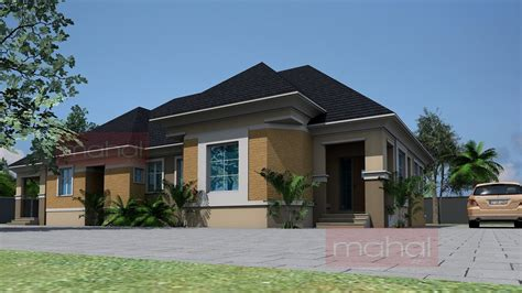 four bedroom bungalow design modern bungalow house plans africa bungalow home plans