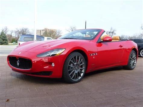 Average Price For A Maserati 2013 Maserati Granturismo Convertible Grancabrio Data