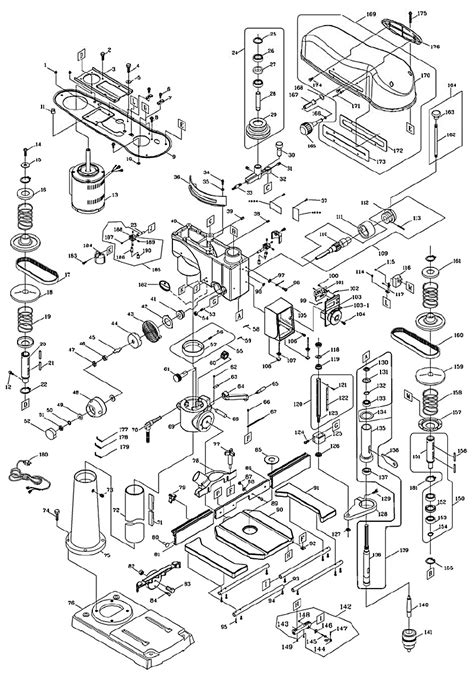 wiring diagram for 82 041 rockwell motor cairearts