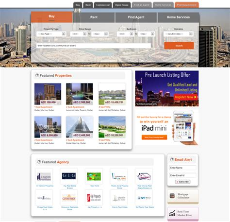 solution design template crm integrated real estate listing 400 plus mls listing