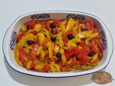 cucinare peperoni in padella peperoni in padella di ricette d oro ricette di cucina