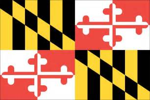 of maryland colors maryland history timeline