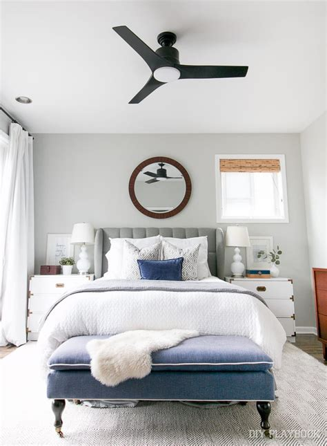 master bedroom ceiling fans 10 tips to install a ceiling fan by yourself diy playbook