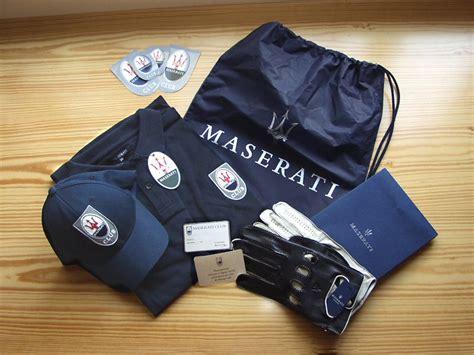 Maserati Driving Gloves by Maserati Enthusiasts Page