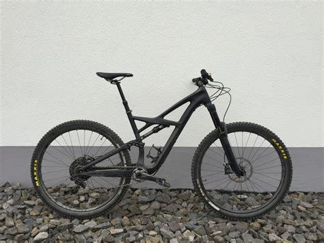 review specialized enduro 29 with 650b enduro yoke a