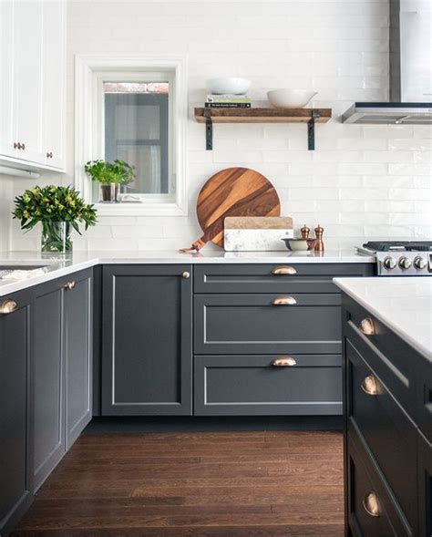 30 Grey Kitchens That You?ll Never Want To Leave   DigsDigs