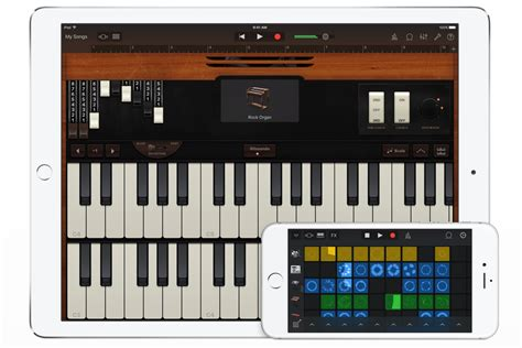 Garageband On Pro Apple Launches Garageband 2 1 For Ios Adds Live Loops