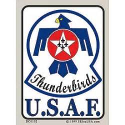 Auto Decals Thunder Bay by Air Thunderbirds Decal Bay Listings