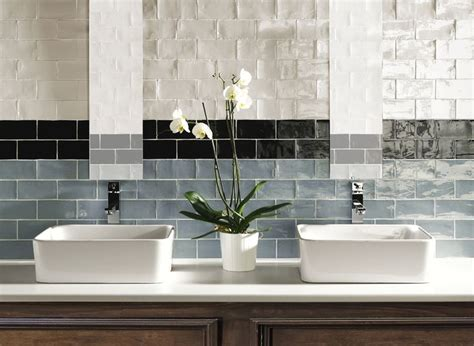 Handmade Tiles Melbourne - 10 inspiring ways to use subway tiles in your home