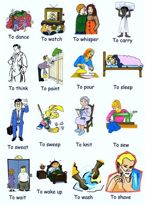 imagenes en ingles verbos ten important verbs learn more english today