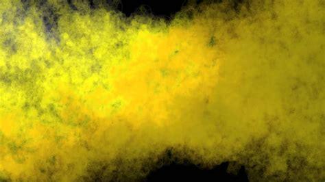 cotton yellow twist black background animation