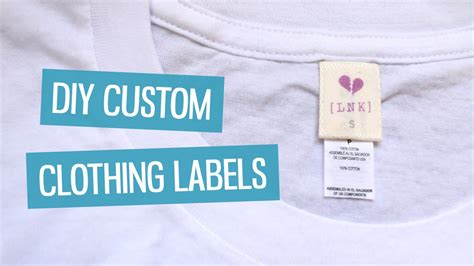 Handmade Clothing Brands - shirt tag t shirt design database