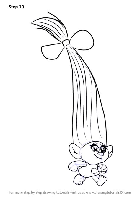 Troll Drawing