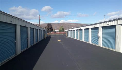 Storage Units In Yakima Wa by The Best Storage Units At Value Lock Storage Facility In