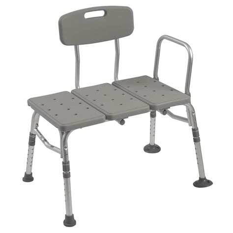 medical bench drive medical plastic tub transfer bench w adjustable