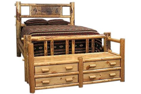 log headboard kits rustic log cabin kitscedar log bed kits headboard only