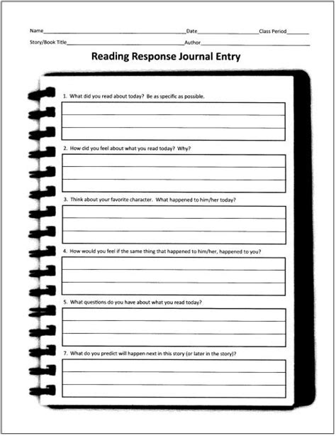 themes for reading response 25 best ideas about reading response log on pinterest