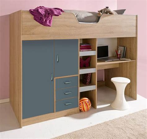 Cabin Beds High Sleepers by High Sleeper Cabin Childrens Beds