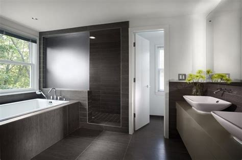 Modern Master Bathroom Colors Galeria De Fotos E Imagens Casas De Banho Modernas