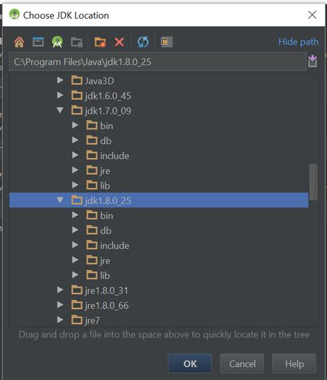 Why Android Studio by Why Doesn T Android Studio Accept New Java Jdk Location