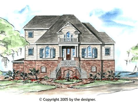 Beach House Plans On Pilings Beach House Plans With Coastal Home Plans With Elevators