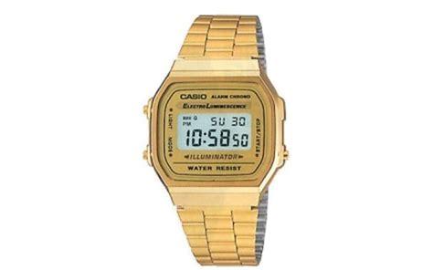 casio oro reloj casio vintage oro por 29