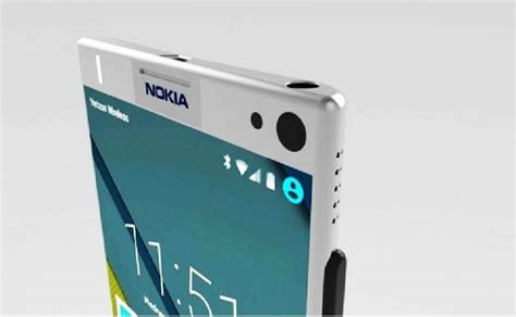 Nokia Android E1 the look and the specifications of the nokia c1