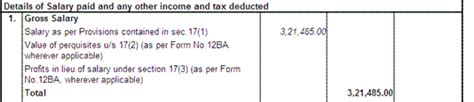 section 192 2b income tax understanding form 16 tax on income be money aware blog