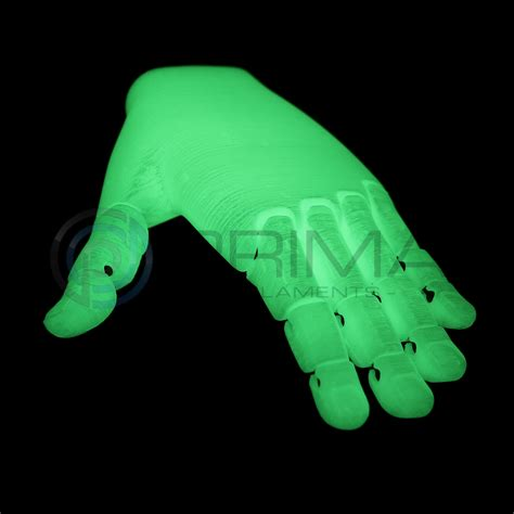 Filament Pla 175mm Glow Green primaselect pla 1 75mm 750 g glow in the green