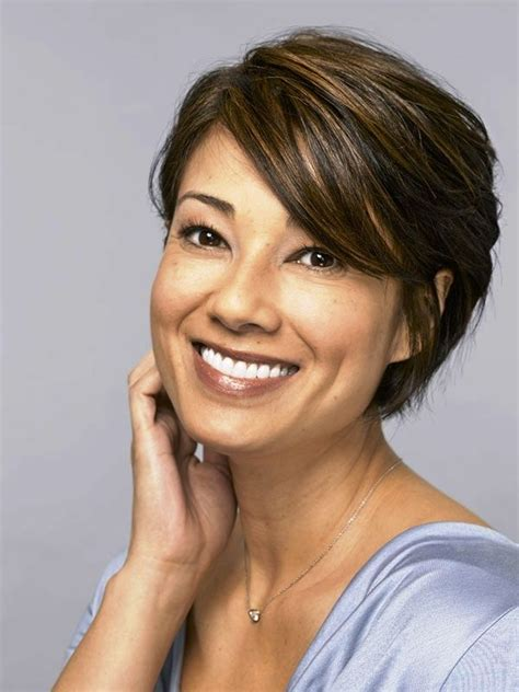 hairstyle for thin medium hair age 50 short layered hairstyles for fine hair over 50 short