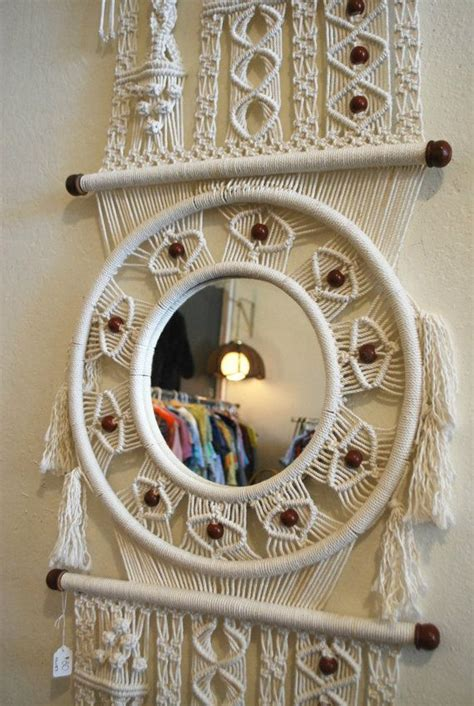 8 best images about mirrors on pinterest knots macrame 138 best macrame home images on pinterest macrame wall