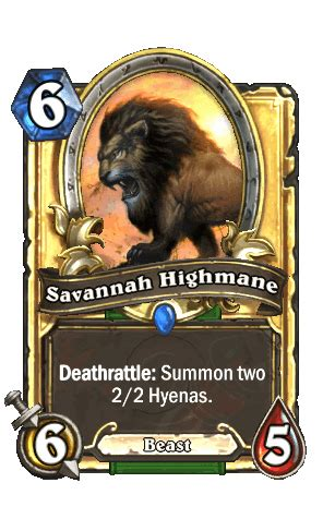 hearthstone gold card template hearthstone ultimate card series