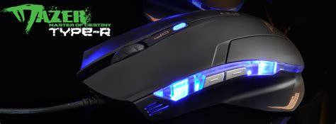 Mouse Eblue Mazer e blue mazer type r optical gaming mouse