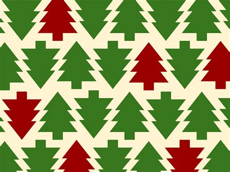 Yellow Color Home Design by Christmas Tree Pattern Ppt Backgrounds Christmas Green