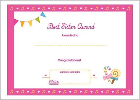 worlds best mom certificate printable the best template collection