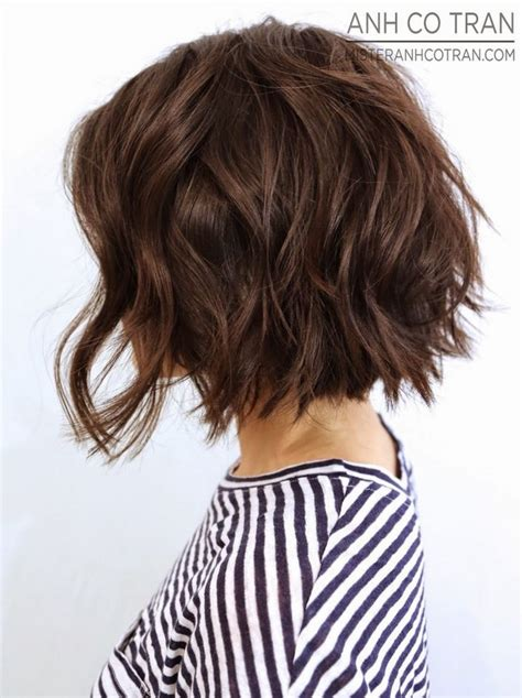 short haircusts for fine sllightly wavy hair hairstyles for fine slightly wavy hair