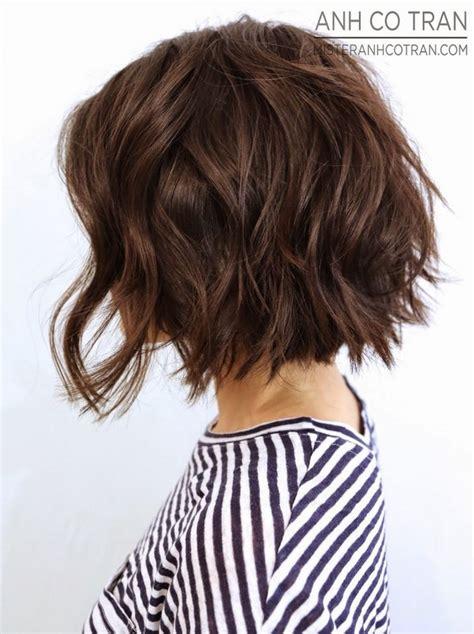 delightful wavycurly bob hairstyles  women styles