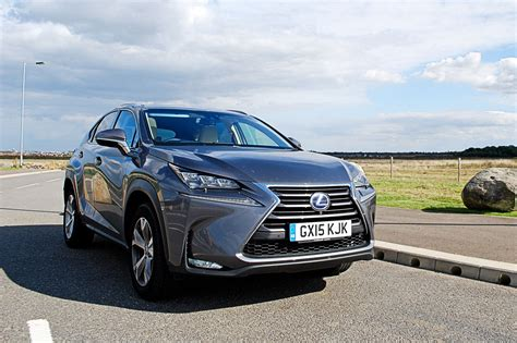 lexus lexus lexus nx300h hybrid 2016 term test review by car