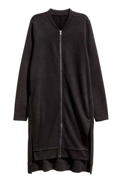 Cardigan Lp 5 sweatshirt cardigan black sale h m us