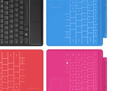 cover for windows surface microsoft tablet has unique keyboard