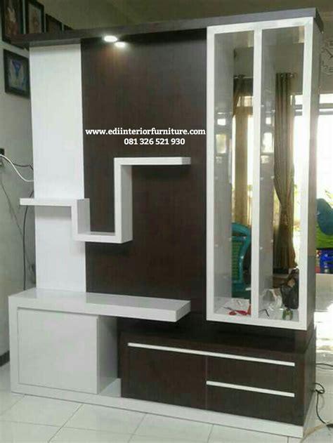 desain interior hpl rumah partisi penyekat ruangan minimalis hpl edi interior