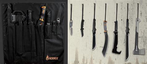 walking dead gerber kit gerber apocalypse survival kit