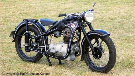 Oldtimer Motorrad Emw R35 by Emw R 35 Motorrad Zweirad Fotografiert Zum Oldtimer