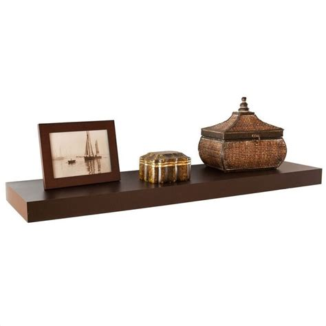 24 Floating Shelf by Southern Enterprises Chicago 24 Quot Floating Shelf In