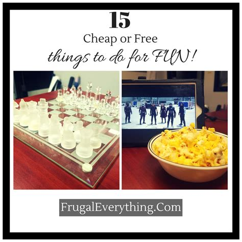 5 Things And Cheap by 15 Awesome Cheap Things To Do For Some Are Free