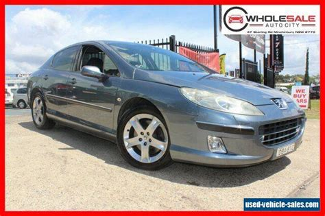 used peugeot automatic cars for sale peugeot 407 for sale in australia
